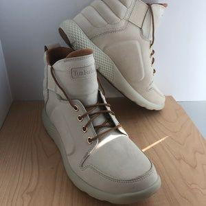 Timberland Flyroam Sneakerboot Buttermilk LC x Nas